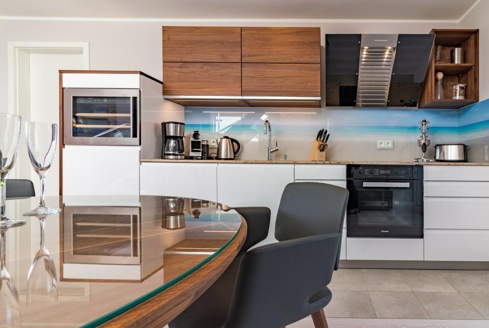 Die Design-Küche