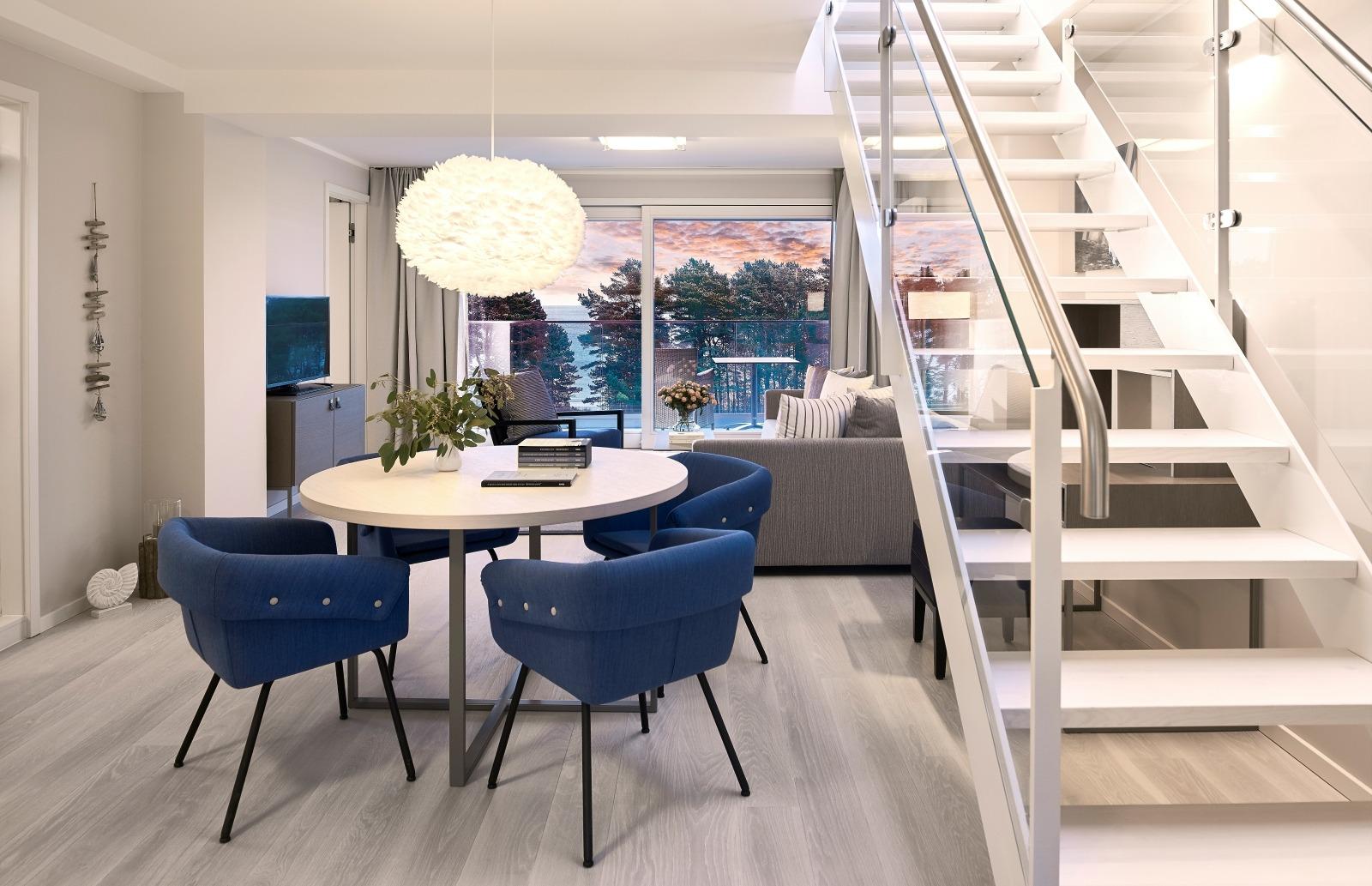 Prora Penthouse Aquamarine
