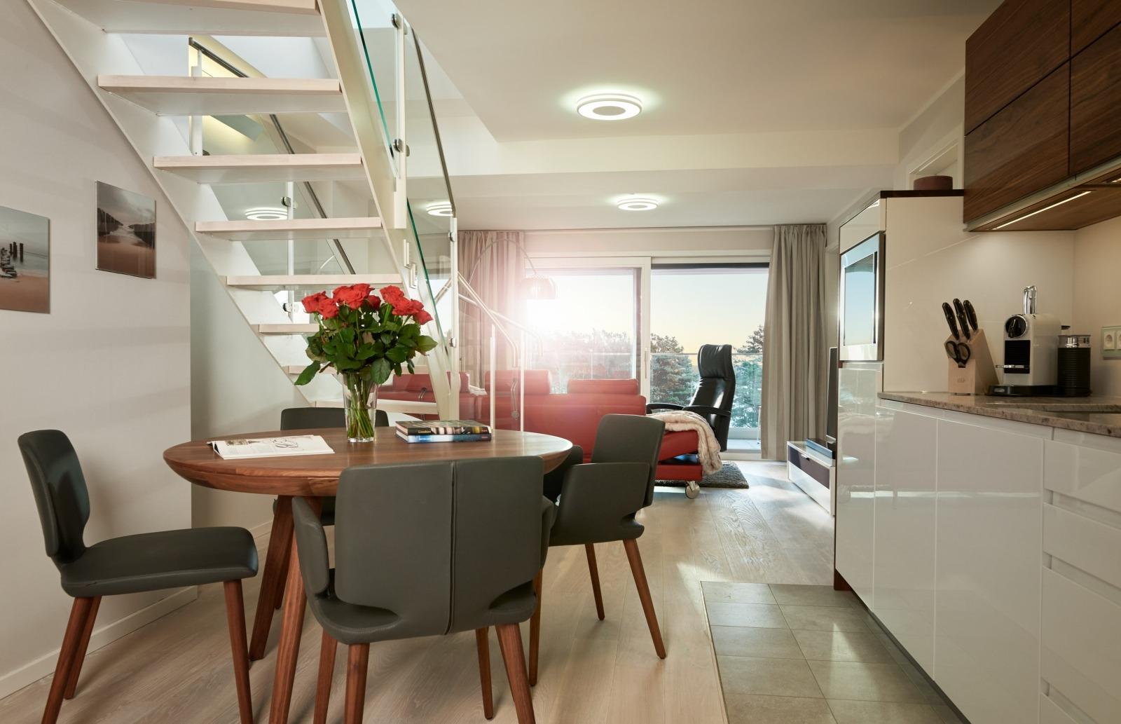 Prora Penthouse Opal